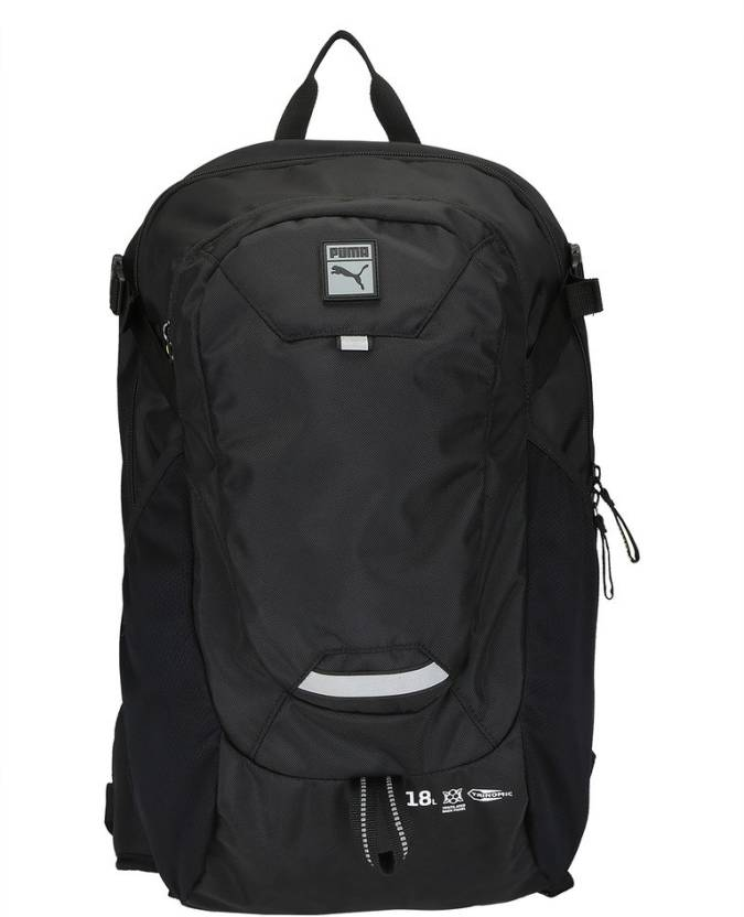 Puma Trinomic Evo Backpack 15 L Laptop Backpack Puma Black-QUIET ... 3a325ec018070