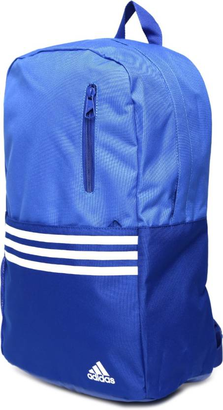 ADIDAS Versatile 3s 2.5 L Backpack Blue - Price in India  47f83af330c71