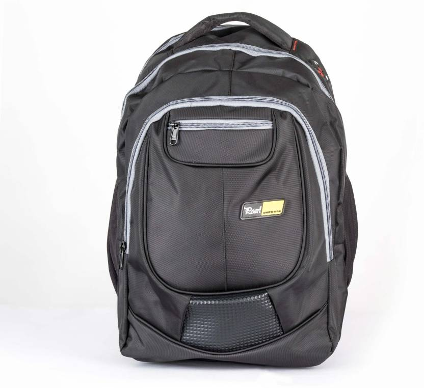 Pearl Bags School   College 35 L Backpack Black - Price in India ...