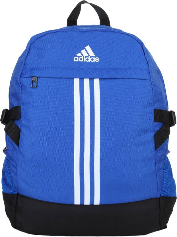 268cccf83fa7 ADIDAS Power III M Blue 23 L Laptop Backpack Blue   Black - Price in ...