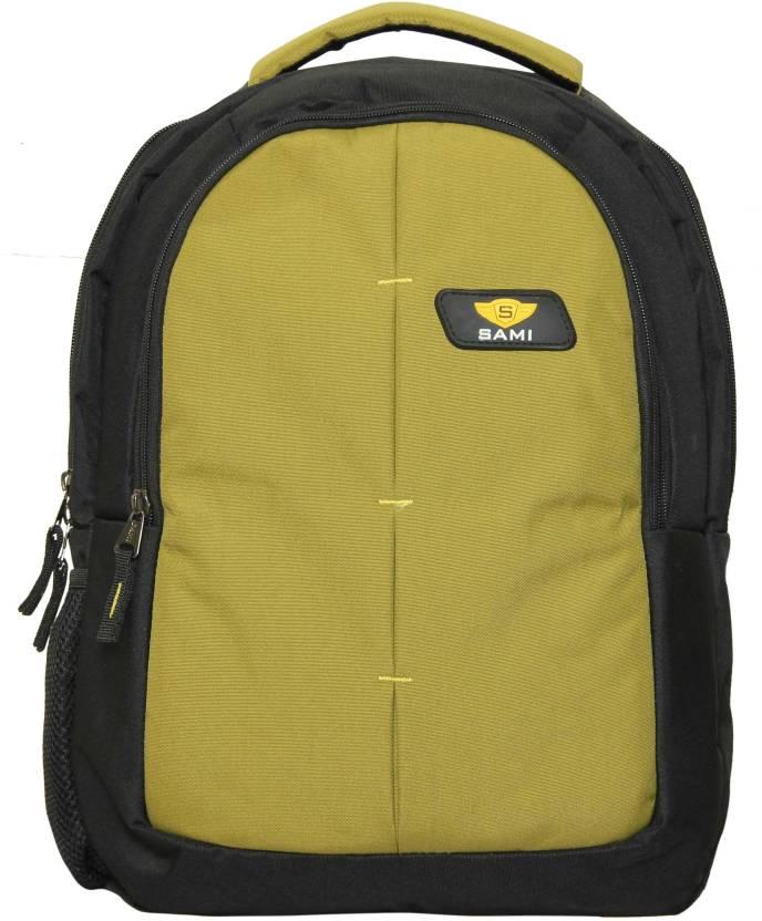 75022f9c07ca Sami 012-PG 10 L Big Laptop Backpack