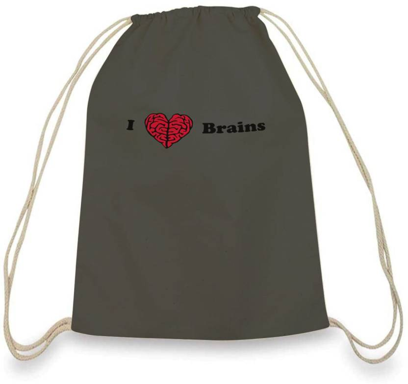 Colorplus Funny Quotes Drawsting Bag001 3 L Regular Backpack
