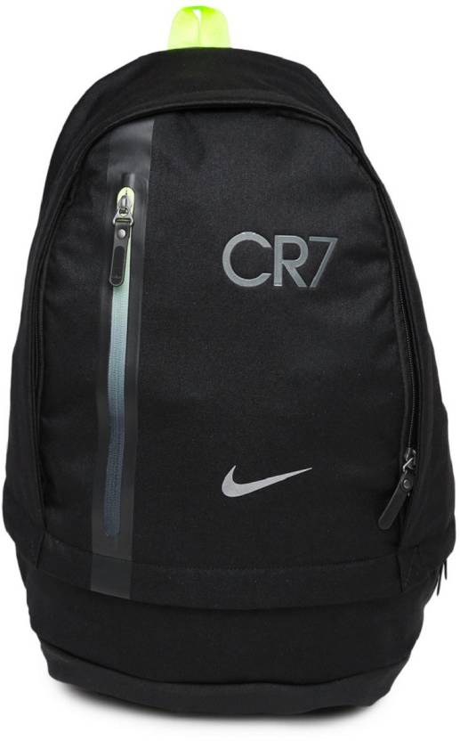 Nike New ERA CR7 Graphic Unisex 25 L Backpack Black - Price in India ... 7f400a63fab32