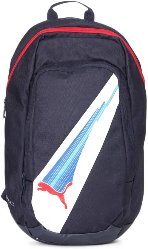 Puma Blue Flame Uni 26 L Backpack In India 7c106f3bae912