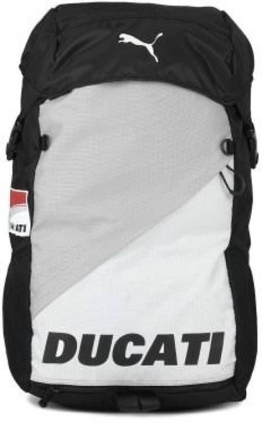 Puma Ducati Backpack (Black f4c4bb5ecd4e5