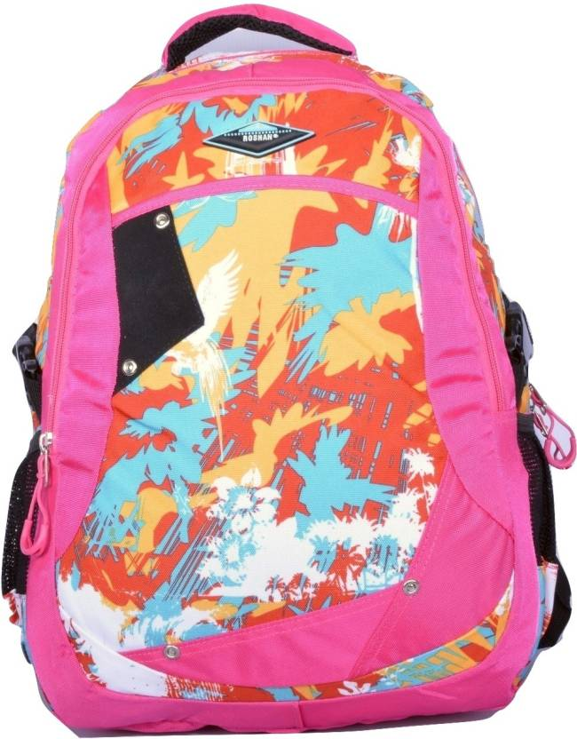 Roshan College Bag 21 L Backpack Multicolour - Price in