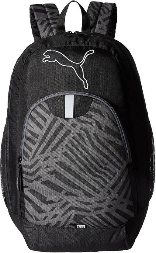 37cc2e8787817 Puma Echo Black Wing 28 L Backpack Black - Price in India