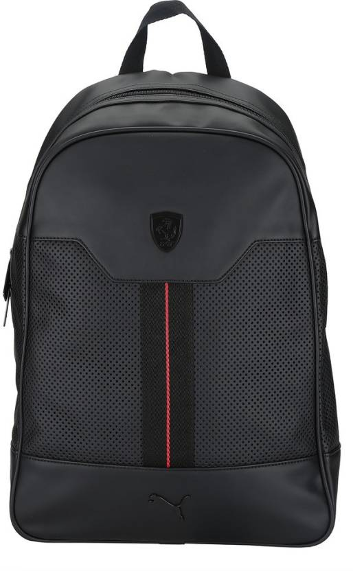 e3945e549e Puma Ferrari LS pma 13 L Laptop Backpack Black - Price in India ...