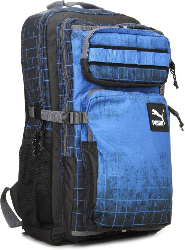 9f6c714f19 Puma Evo Blaze Backpack Backpack Strong Blue