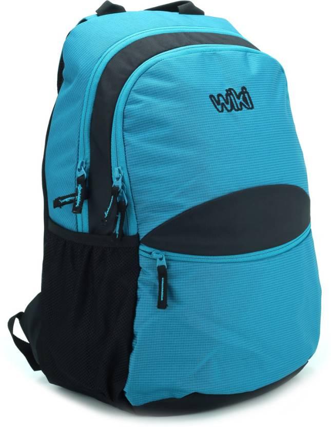 Wildcraft Earth 30 L Backpack Blue Price In India Flipkart Com