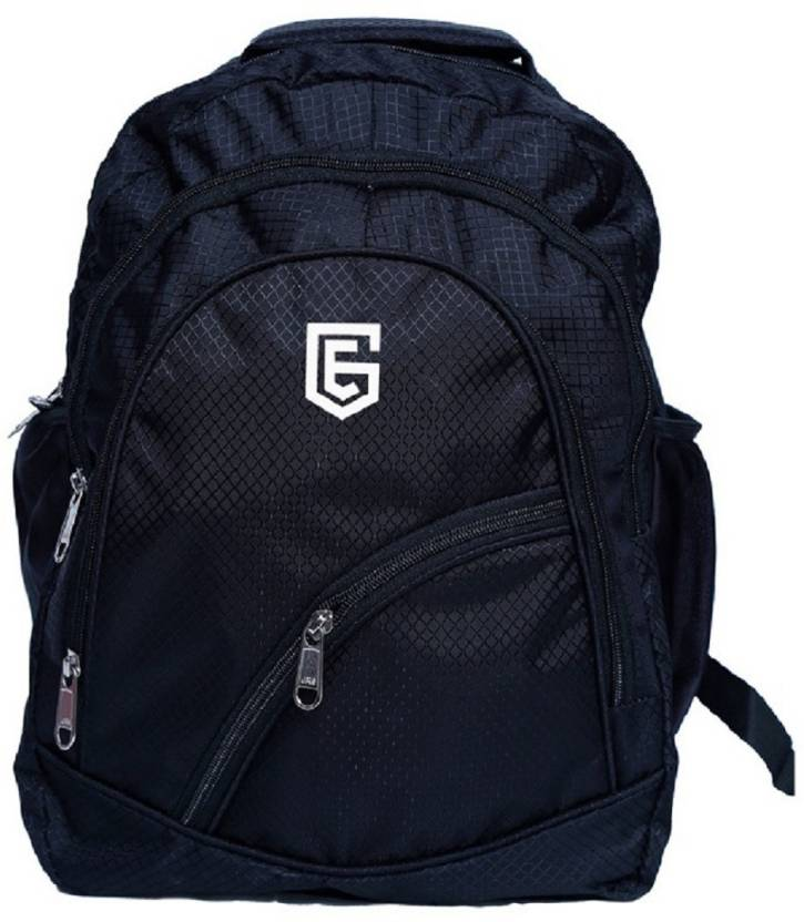9718ba4e6b91 EG Black Horse 30 L Laptop Backpack Black - Price in India ...