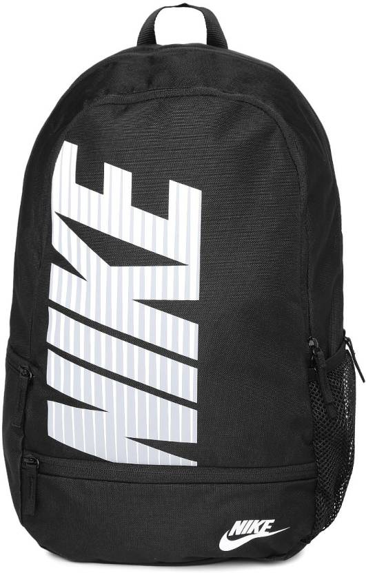 Nike Sand Classic Swiss Unisex 22 L Backpack Black - Price in India ... ffab1aa3ea4b1