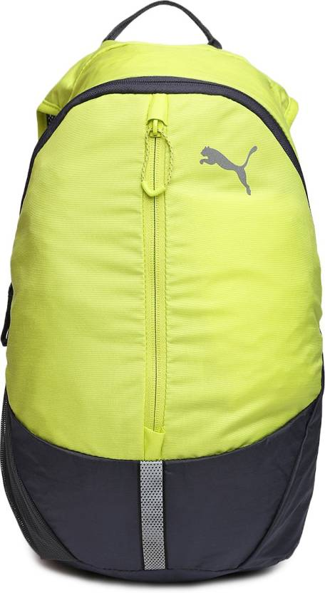 038baac643 Puma Pr Lightweight 2.5 L Backpack Yellow - Price in India ...