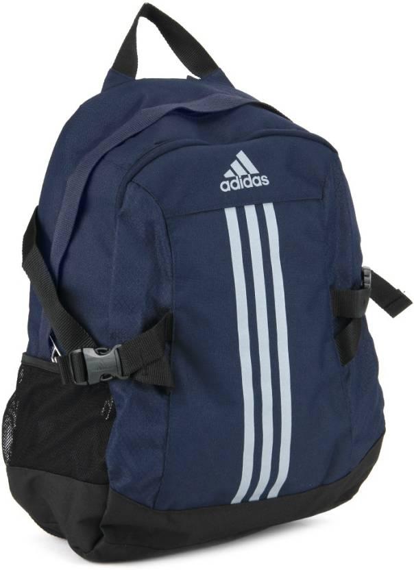 a41984616bdb ADIDAS Bp Power Ii Laptop Backpack Conavy Lgtgre Black - Price in ...