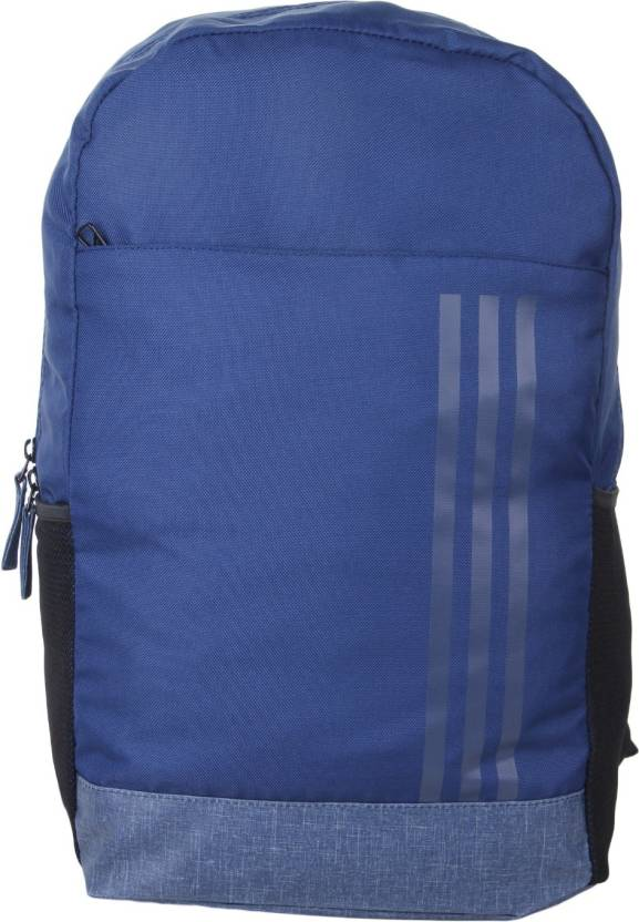 ADIDAS CLASSIC M 3S 21 L Laptop Backpack Blue - Price in India ... 331c694811ad9