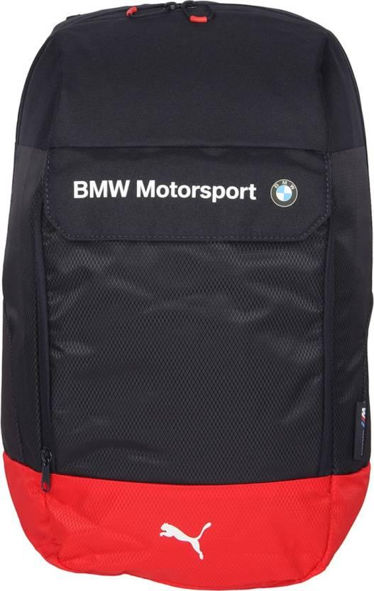 Puma BMW Motorsport 21 L Backpack Team Blue-High Risk Red - Price in ... fbaa853187