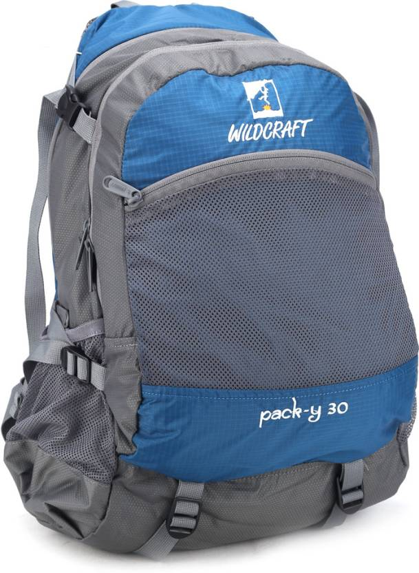 Wildcraft Pack Y 28 L Backpack Blue - Price in India  8d99aae831433