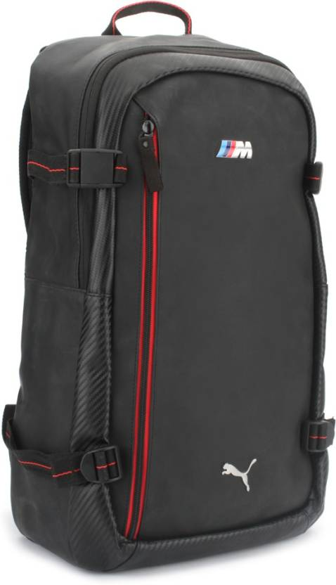 Puma BMW M Collection Backpack Black - Price in India  df0fadc4f1e33