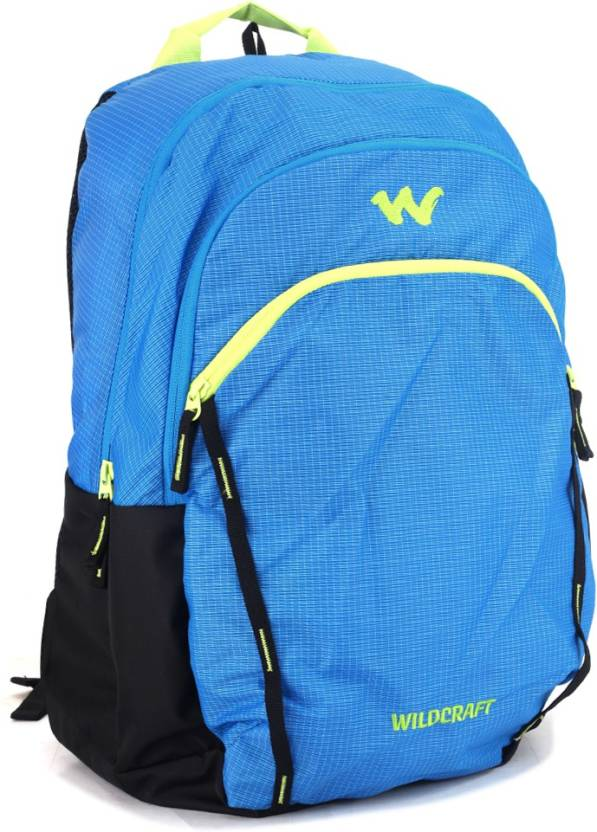 Wildcraft Wc 2 Latlong 2 38 L Backpack Blue Black Price In India