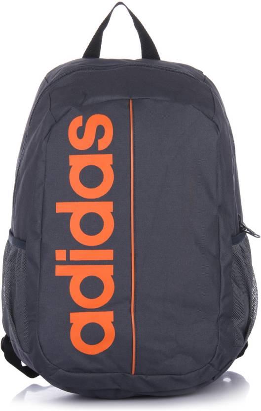 ADIDAS Bag 2 Waterproof Backpack (Blue