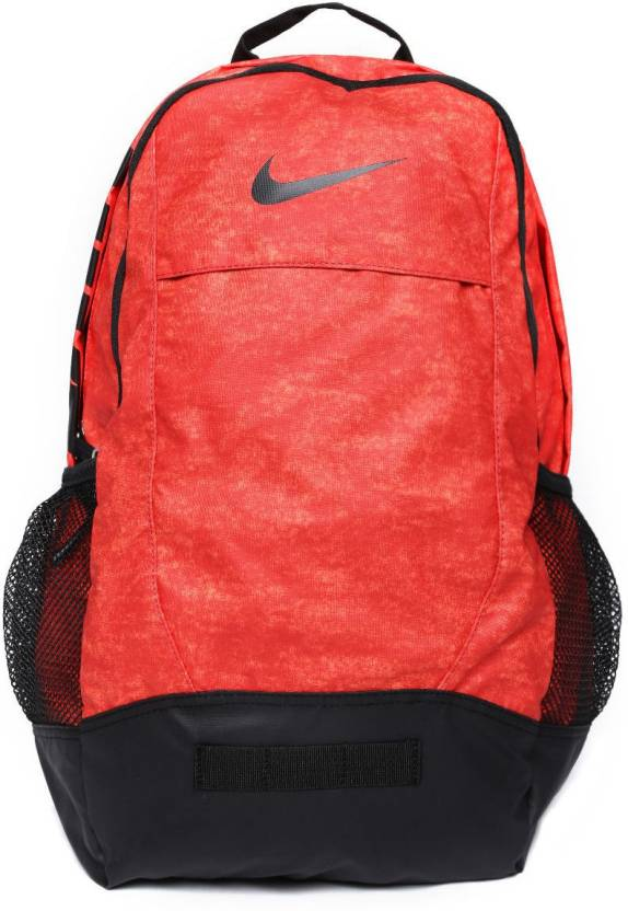 Nike C Orange Team Training 10 L Backpack