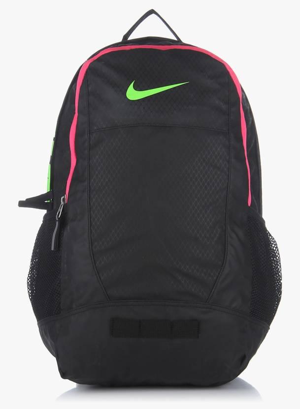 41b225949ed9 Nike Team Training Medium 30 L Backpack Black - Price in India ...