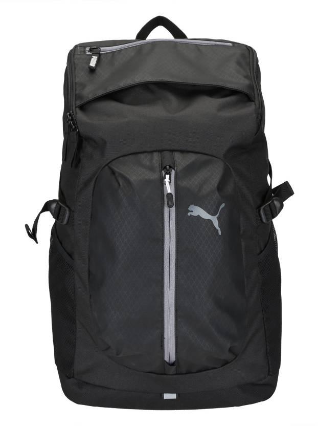 4c2803720932 Puma PUMA Apex Backpack 30 L Laptop Backpack Black - Price in India ...