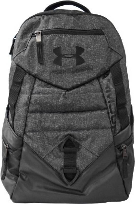Under Armour UA Storm Quantum- Blk Grn 2.5 L Laptop Backpack Black ... 1f8d52ab6769a