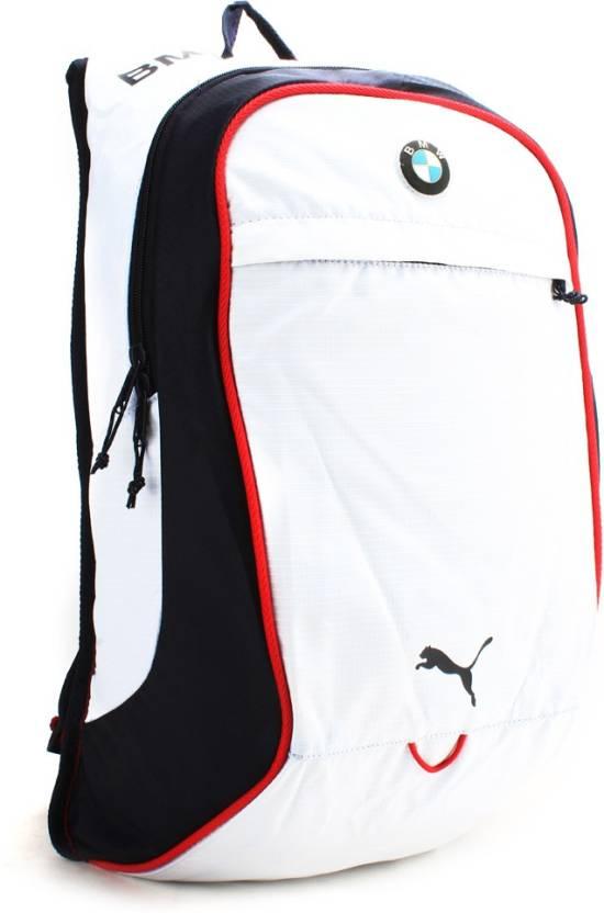 409ec7a49a74 Puma BMW Motorsport Backpack (White