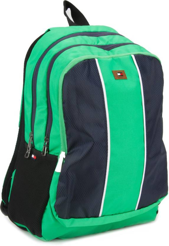 5db21cf7 Tommy Hilfiger Beacon Backpack Green - Price in India | Flipkart.com