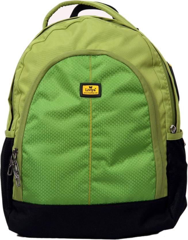 0cb227b037c6 Liviya SB1080LV 16 L Backpack Green - Price in India