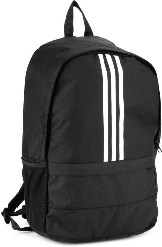 664b1b5a291 ADIDAS Versatile 3S Backpack Black - Price in India   Flipkart.com
