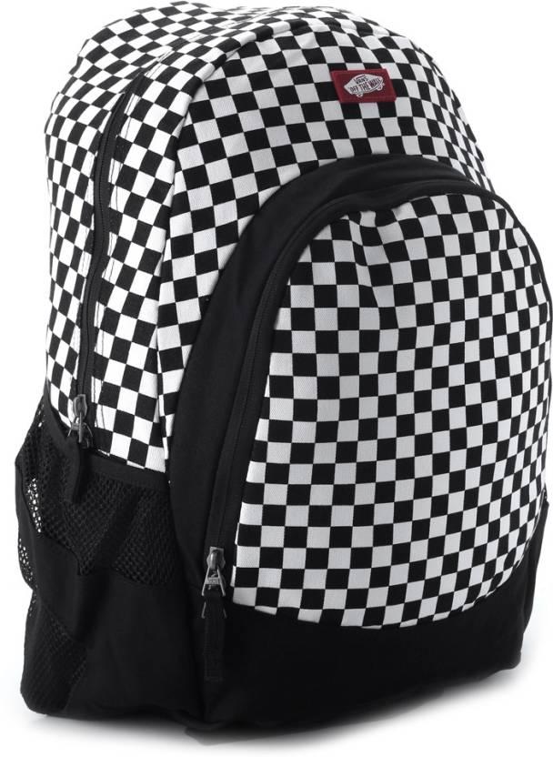 e82b857b83 Vans Van Doren Backpack Black - Price in India