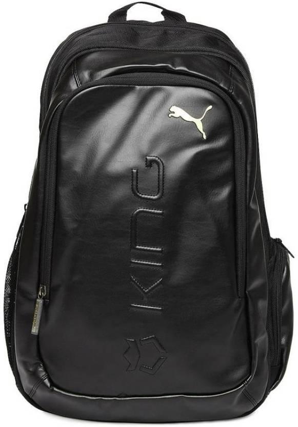 896cbf5dc7f0 Puma King Luxury Meduim Backpack Black - Price in India