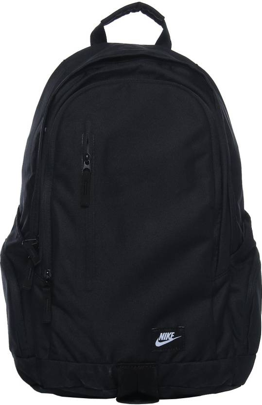 8a16b53ef949 Nike All Access Fullfare 25 L Backpack Black - Price in India ...