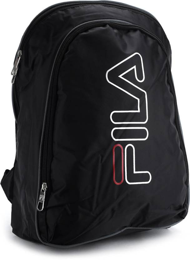 Fila Backpack Black - Price in India