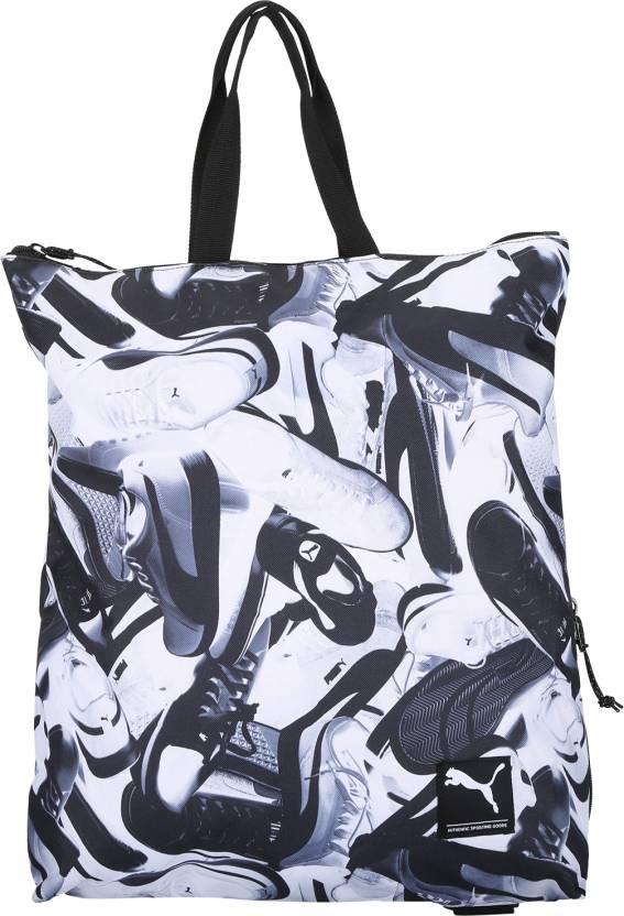 d64eeeb5d3bdf1 Puma Academy II 20 L Laptop Backpack Puma Black-Puma White-sneaker ...