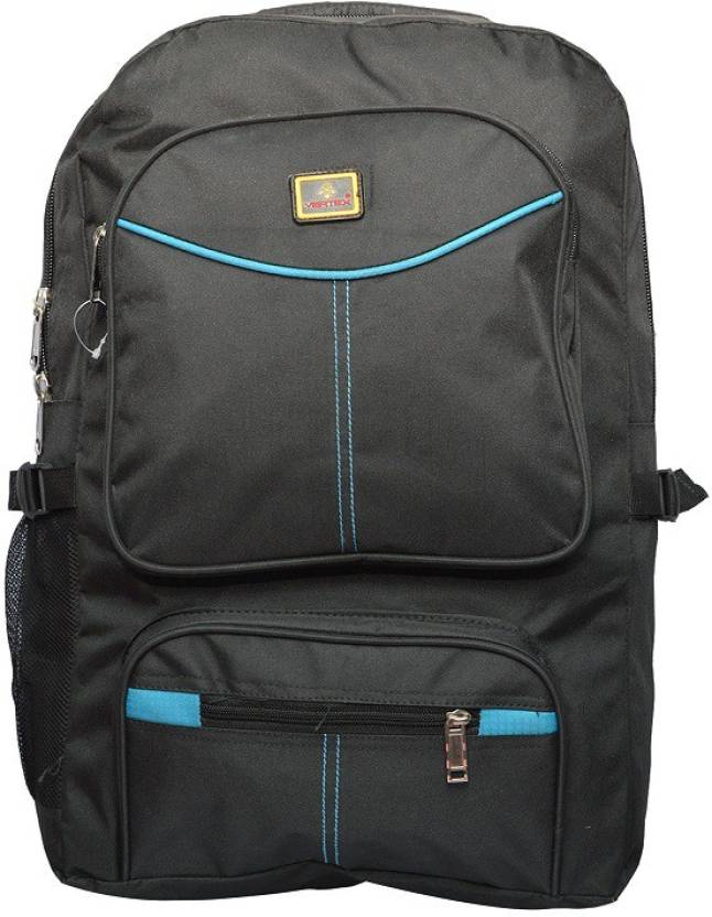 8c5f985f8592 Vertex BadshahBag38 15231 3 L Laptop Backpack Black - Price in India ...