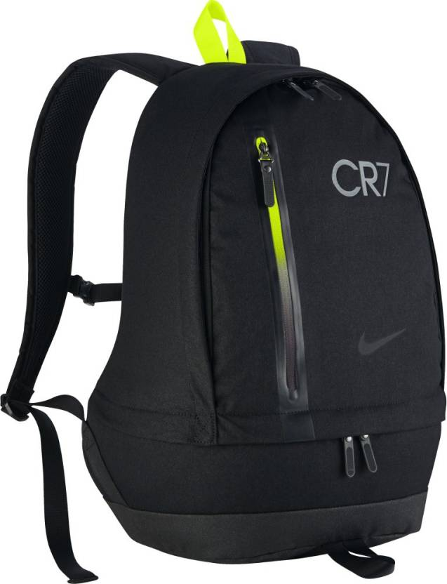 Nike CR 7 25 L Backpack Black - Price in India  6a1fd00d41350
