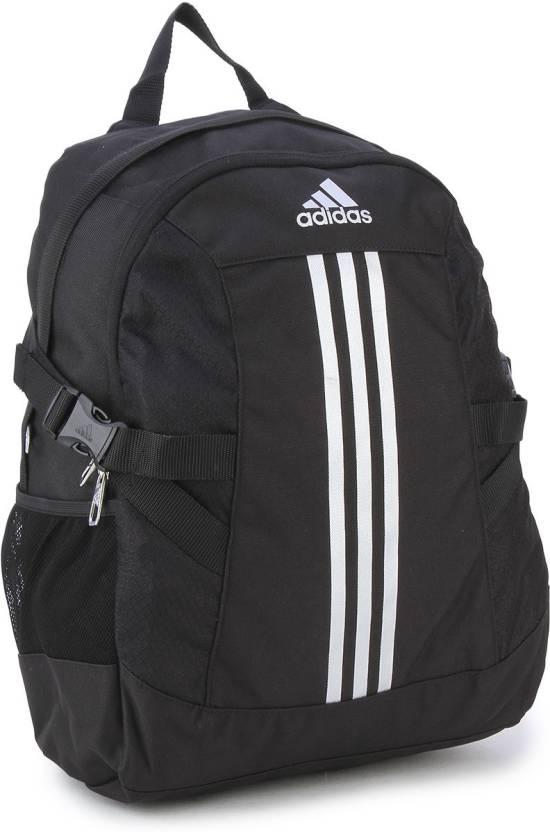ADIDAS free size Backpack BLACK BLACK METSIL - Price in India ... 80ef8dabd0d2d