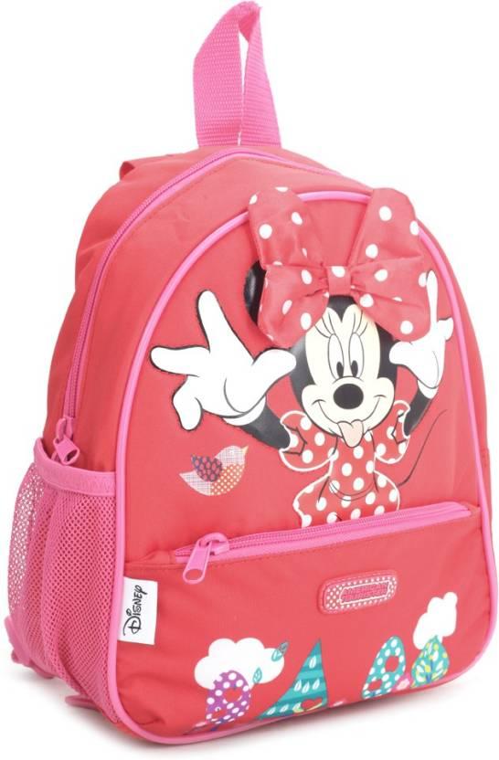 ffc83f3af0c American Tourister Disney Wonder Floral Backpack Red - Price in ...