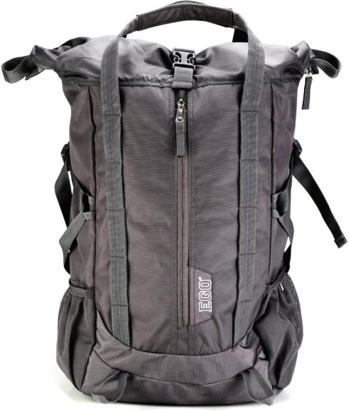 9f906ba152e3 EGO Link 25 L Medium Backpack Black-580 - Price in India