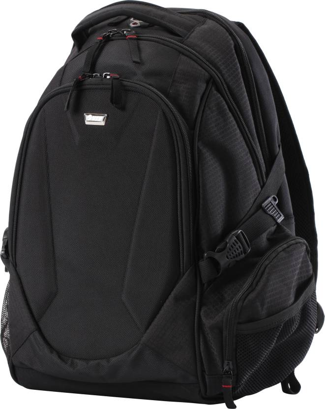 bd7ad380863 Vip I5 Extra Secure Laptop Backpack Black In India