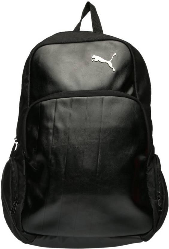 Puma Fundamentals Sports S 29 L Backpack Black - Price in India ... 15864b308c