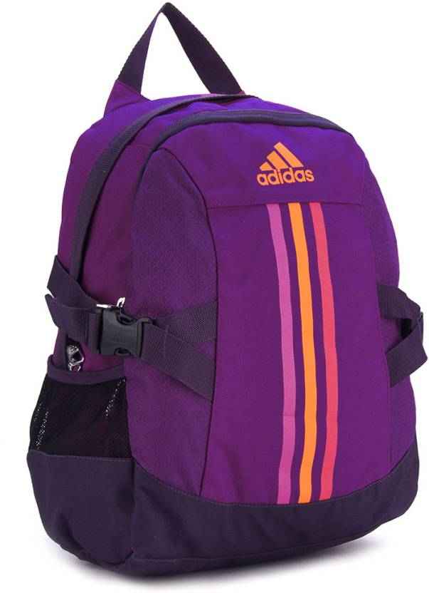 18a0658d37 ADIDAS BP Power II Backpack Purple - Price in India