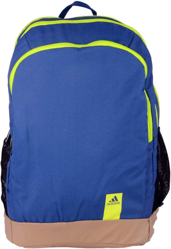 ADIDAS ST BP-2B Backpack Vista Blue - Price in India  4f11d9e3d746e