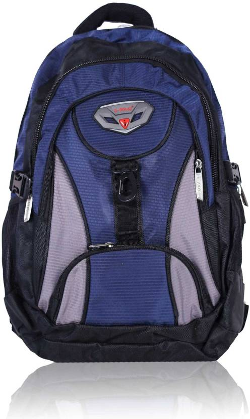 14f88d8140 Foonty Ipaq Backpack Blue - Price in India