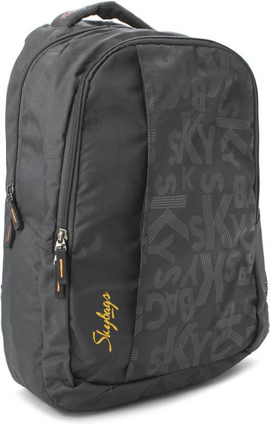 5fb5afec46f9 Skybags Backpack Black - Price in India