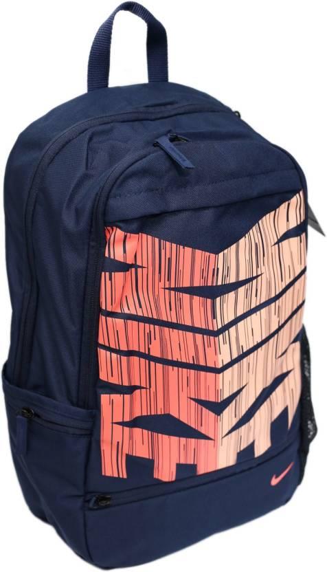 Nike Classic Line 23 L Backpack (Blue) a5e2c50030620