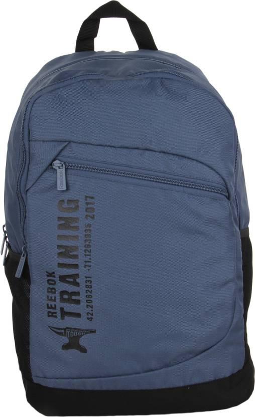 REEBOK Combi Blue 25 L Laptop Backpack (Grey)